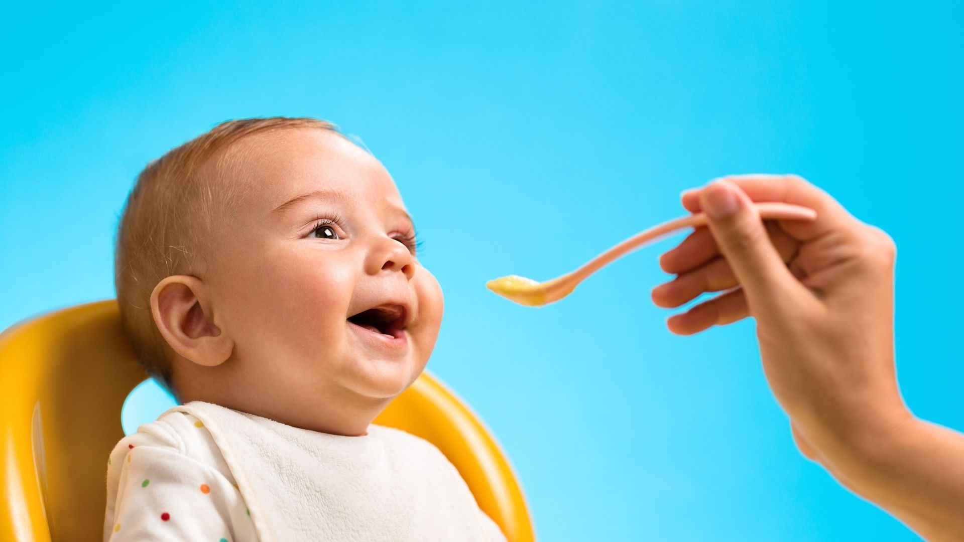 Bebeklerde Ek Beslenme